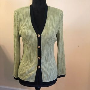 St John cardigan sweater